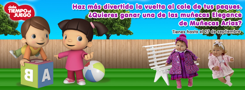 Facebook Promo Arias verano