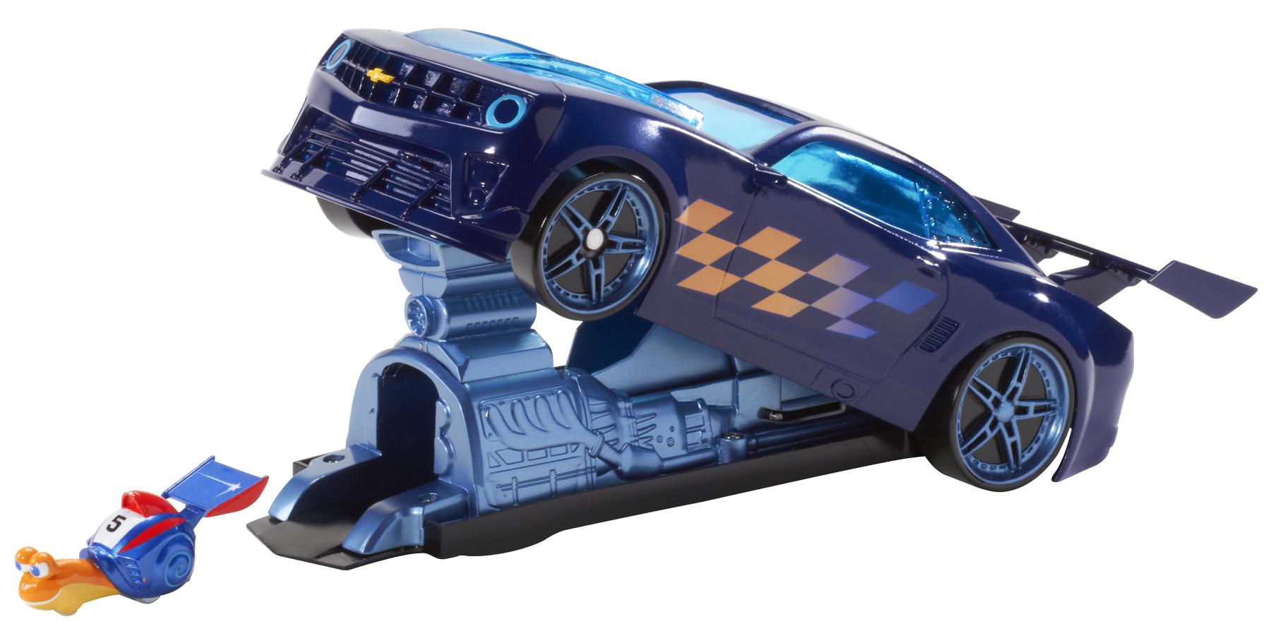 Lanzador Chevy Camaro