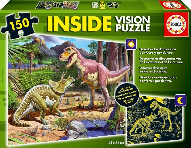 230714 Inside Vision Puzzle Dinosaurios
