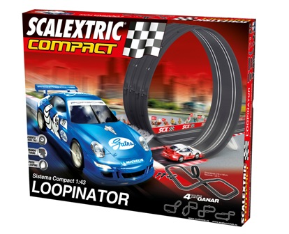 211114SCALEXTRIC COMPACT Loopinator