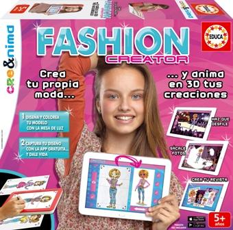 261114 EDUCA Cre&nima Fashion Creator