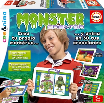 261114EDUCA Cre&nima Monster Creator