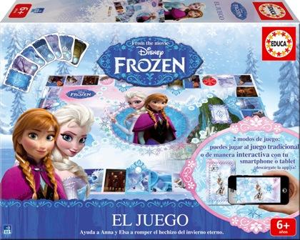 261114EDUCA Frozen el juego interactivo