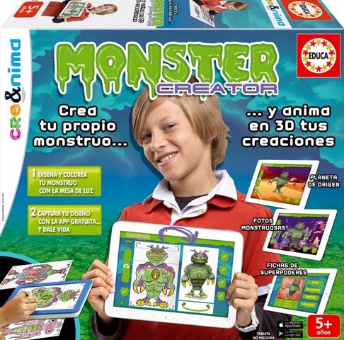 131214 EDUCA Crenima Monster Creator