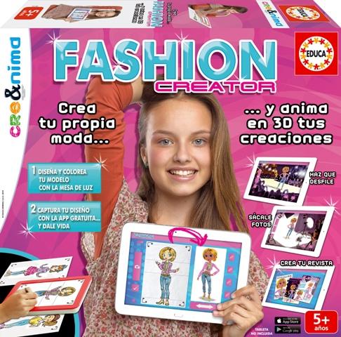 191214 EDUCA Crenima Fashion Creator