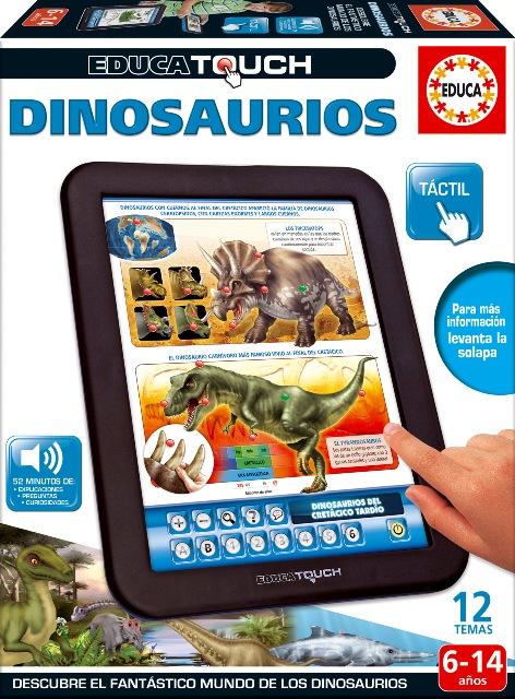 191214 EDUCA TOUCH Dinosaurios