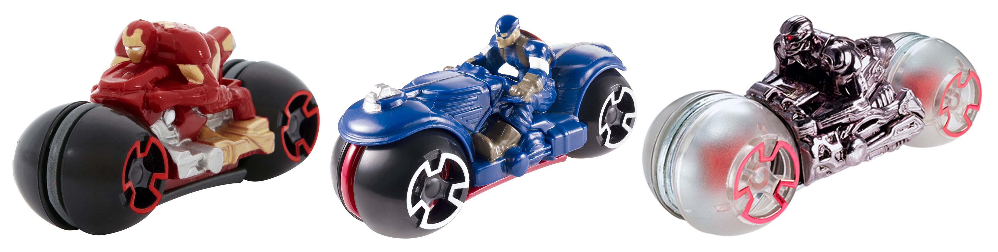 uk availability new authentic ever popular Los Vengadores ahora viajan en Hot Wheels - Dale Tiempo al Juego