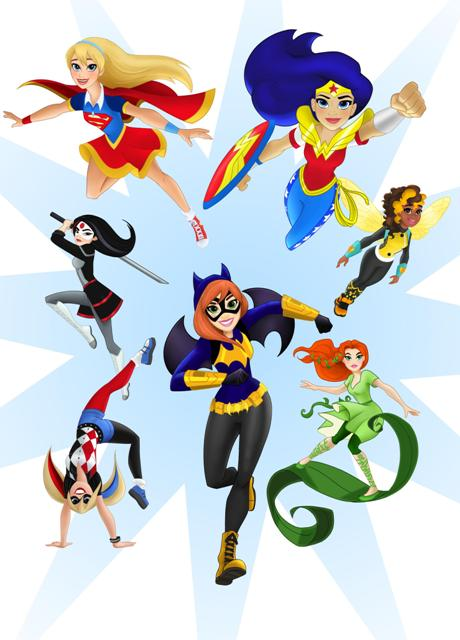 070515 mattel superheroes
