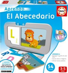 EDUCA - Aprendo el abecedario