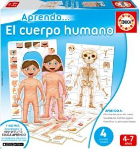 EDUCA - Aprendo el cuerpo humano