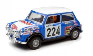 210715 SCALEXTRIC - Mini Cooper Reverter - Montecarlo