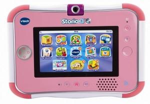 040915 Storio 3S rosa VTECH