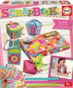 051115 Mis cajitas secretas Scrapbook
