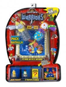 ENERGIA LEGION OF WARRIORS Pack Batalla