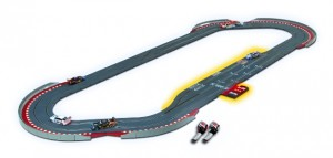 SCALEXTRIC WOS Full Fuel Control -circuito-