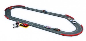 SCALEXTRIC WOS Race Revolution -circuito-