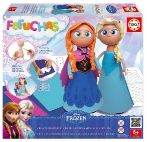 011215 Fofuchas Frozen - caja