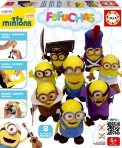 011215 Fofuchas Minions - caja