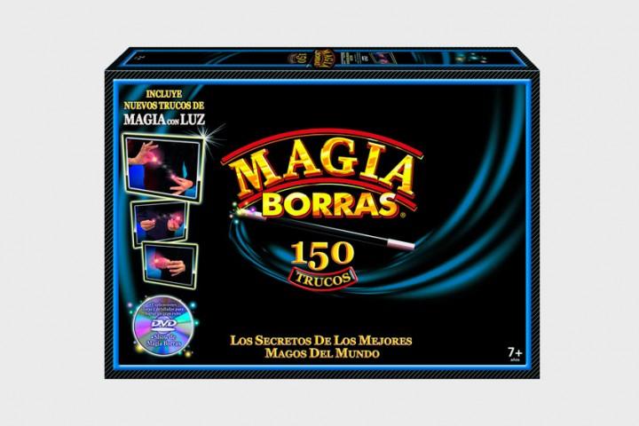 Magia Borras, ahora con trucos de luz