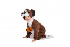 D662 SAN BERNARDO INFANTIL-ST. BERNARD DOG (Medium)