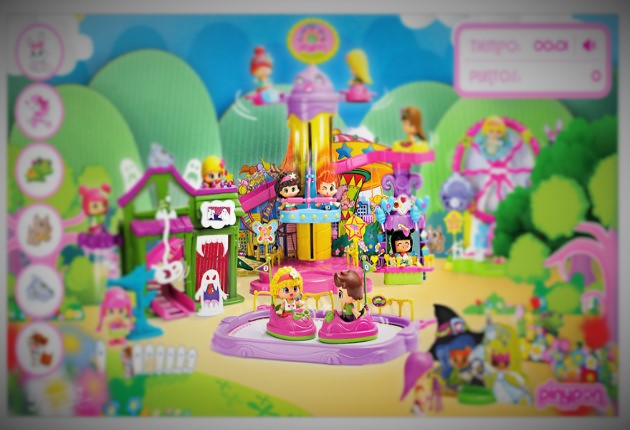 Pinypon Play World El Mundo Virtual Para Moviles Y Tabletas Dale