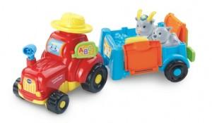 Tractor con remolque Trus VTECH (6)