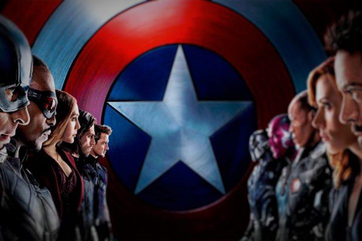 Los juguetes de Capitán América: civil war
