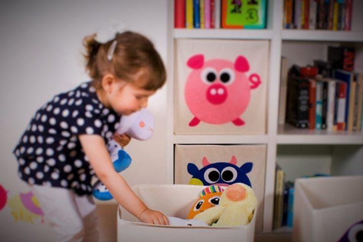 Cómo enseñar a los niños a ordenar