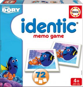 EDUCA Identic Memo Game Buscando a Dory