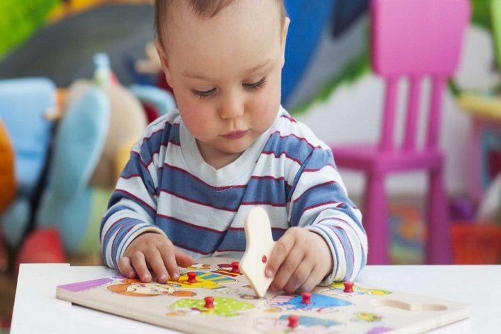Las mejores extraescolares para niños entre 0 y 3 años