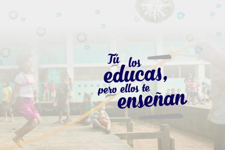 """""""Tú los educas, pero ellos te enseñan"""" nueva campaña solidaria de Miniland"""