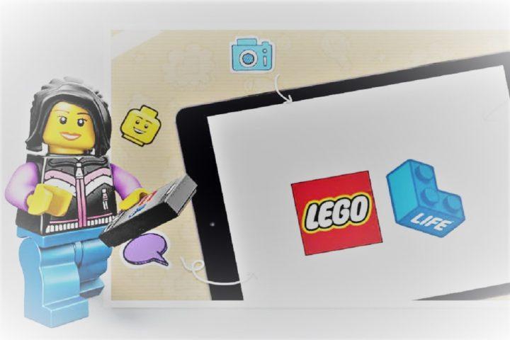Lego Life, la nueva red social para niños
