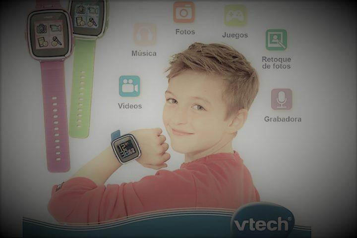 El regalo perfecto para sorprender a los peques, Kidizoom Smart Watch DX