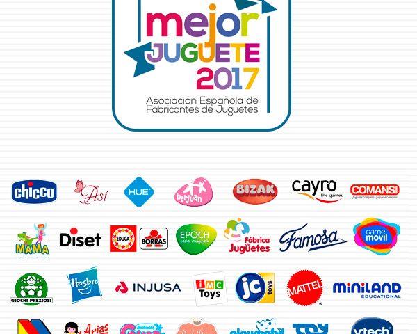 Arranca la tercera edición de los Premios al Mejor Juguete del año