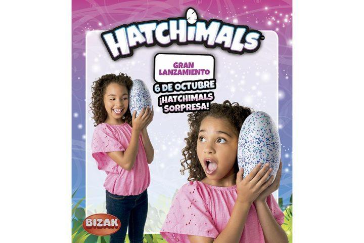 6 de octubre, día Hatchimals